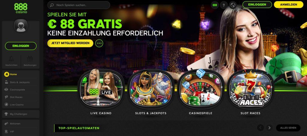 888 Casino Vorschau