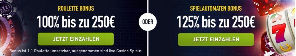 Casino Club Aktion 2019